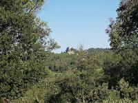 Castell de Granera camí de Tantinyà