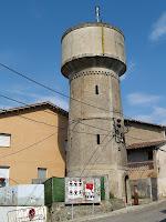 Dipòsit d'aigua municipal