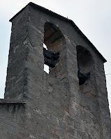 Campanar de Sant Sadurní de Fonollet. Fotografia Carlos Albacete