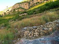 Feixes amb parets de pedra seca
