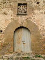 Porta d'entrada a L'Ullar