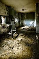 Habitació del Sanatori de Terrassa. Autor fotografia: Wamba