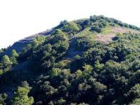 El Puig Codina des del Collet de l'Arca
