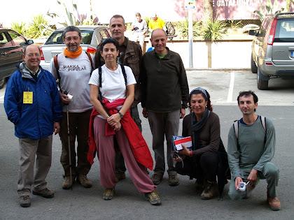Ronda Vallesana 2010 amb uns amics de Terrassa
