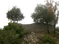 Restes del Castell de Voltregà