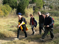 Caminant entre camps abandonats