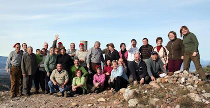 Pessebre 2010 al Turó de Tres Creus o Turó de la Pola. Autor: Carlos Albacete