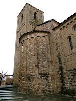 Absis romànic de Sant Esteve de Parets