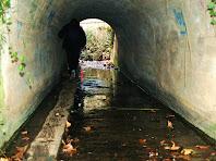 Túnel del Torrent Caganell