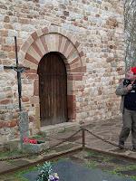 Porta de Santa Maria de Gallecs