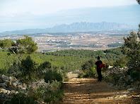 Montserrat des del Turó del Samuntà