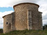 Absis de Sant Joan de Lledó