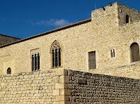 Exterior del Castell de Sant Martí Sarroca