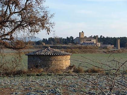 La sínia de les Oliveres. Autor: Jaume Gibert
