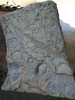 Detall al Coll de Sant Ponç