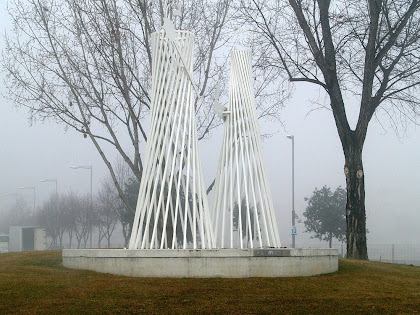 El Monument Geganter de l'escultora Gemma Farran