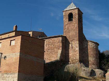 Sant Iscle i Santa Victòria de Bages