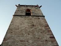 Campanar de l'església de Sant Julià de Lliçà d'Amunt. Autor: Carlos Albacete