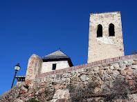 El campanar i el comunidor de Sant Esteve de Palaudàries. Autor: Carlos Albacete