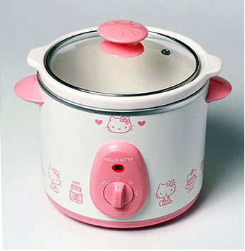 Sue os de porcelana frio cristal hello kitty man a xd for Utensilios de cocina hello kitty