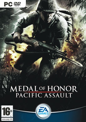 Medal Of Honor: Pacific Assault (demo)