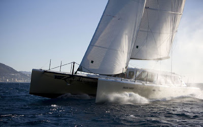 Gunboat 66 carbon catamaran
