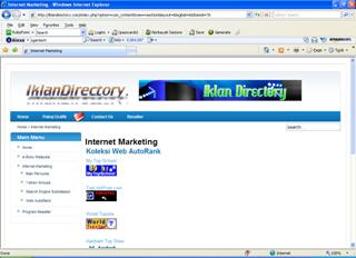 www.iklandirectory.com (official website)