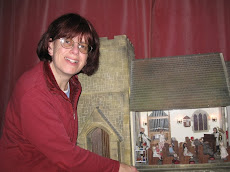 Sarah and St. Hilary's Miniature Church