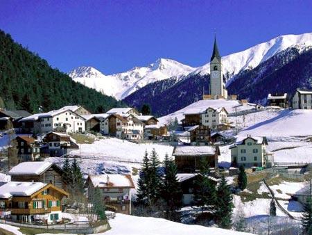 Switzerland Villages