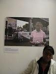 Ndembo du Bondy Blog est venue voir l'exposition Diverses Cités