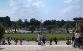 Paris vu par Vivien : Palais du Luxembourg, Les Halles, La Chapelle