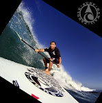 Paddle Surf Hawaii by Blane Chambers