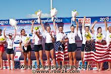 2010 World Champions!