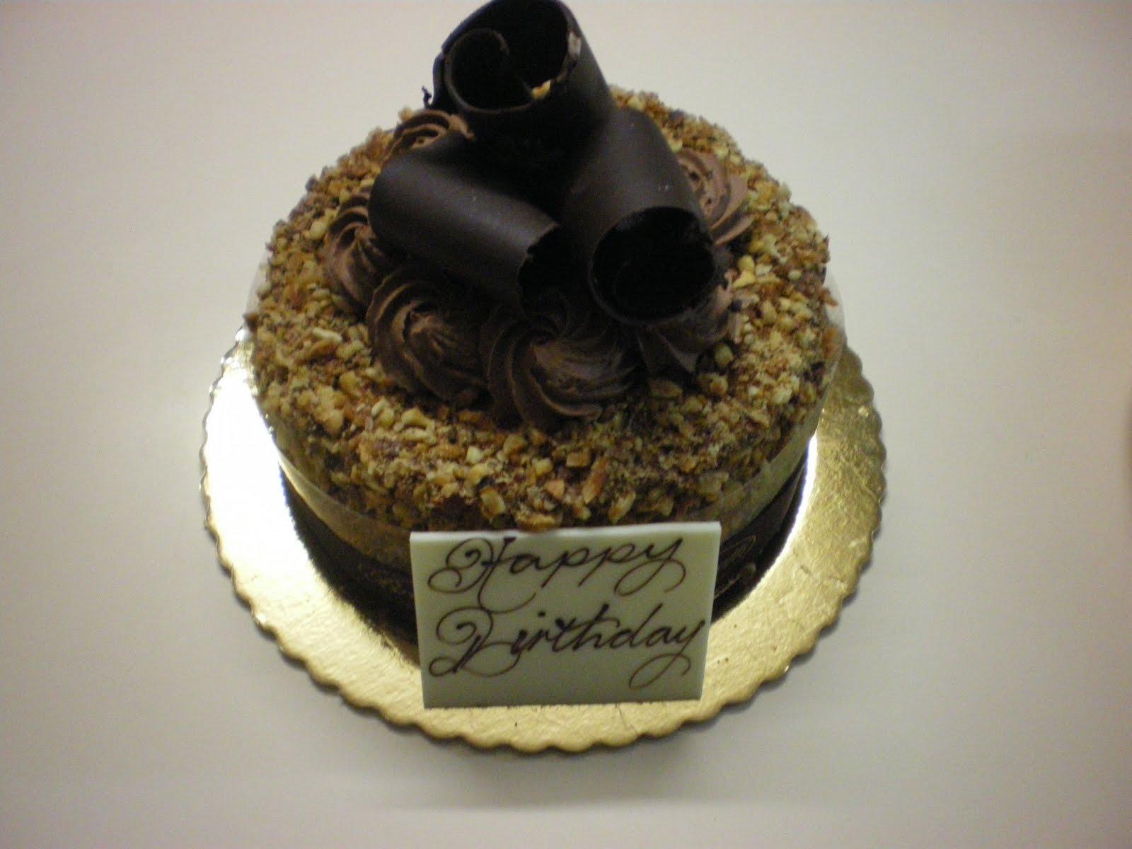 Oh Delish Birthday Cake From Brunetti