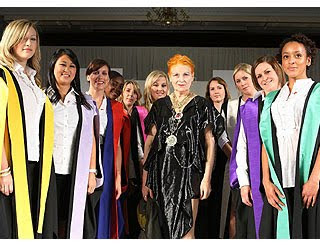 Vivienne Westwood, King's College