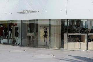 Jimmy Choo store, La Croisette, Cannes