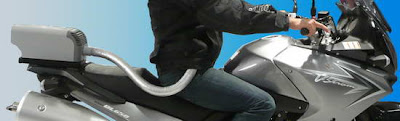 Ar Condicionado para Motocicleta EntroSys BikeAir-1