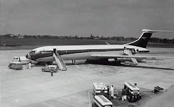 BOAC VC-10 to Africa