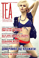 Aleksandra Rea for Tea Moderna Magazine