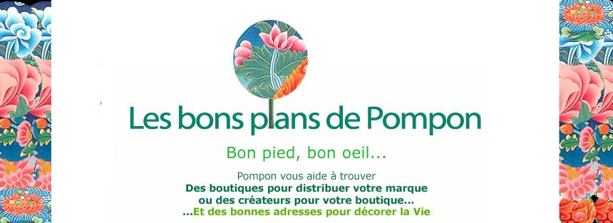 Les bons plans de Pompon