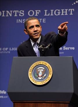 El presidente Barack Obama gana el Nobel de la Paz