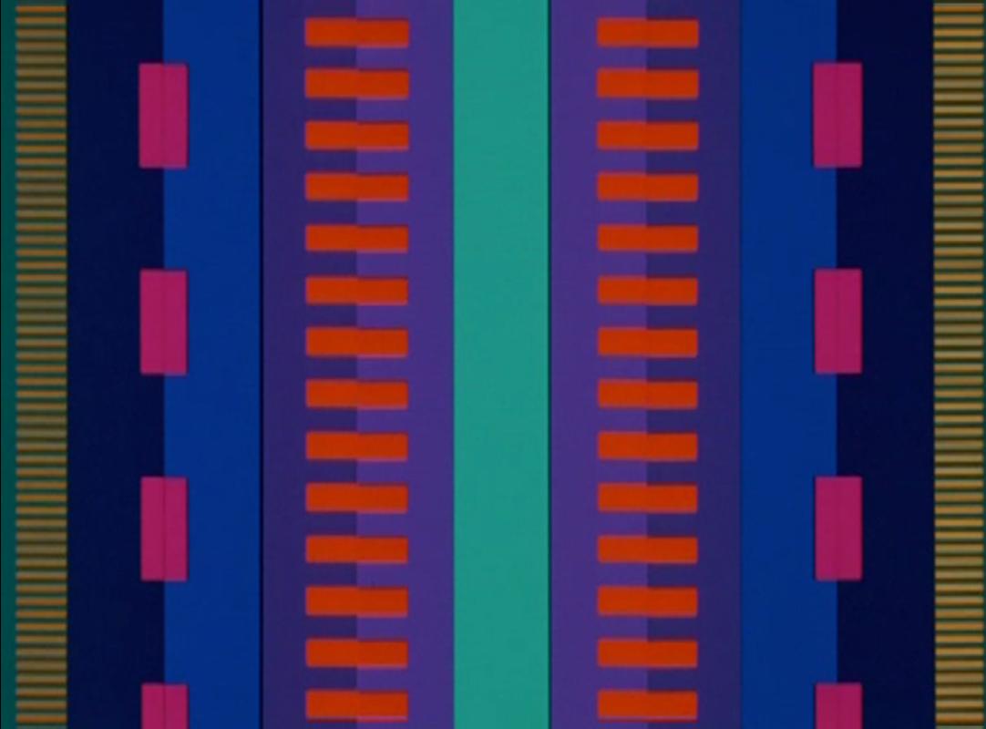 The Sound Of Eye Norman Mclaren Synchromy 1971