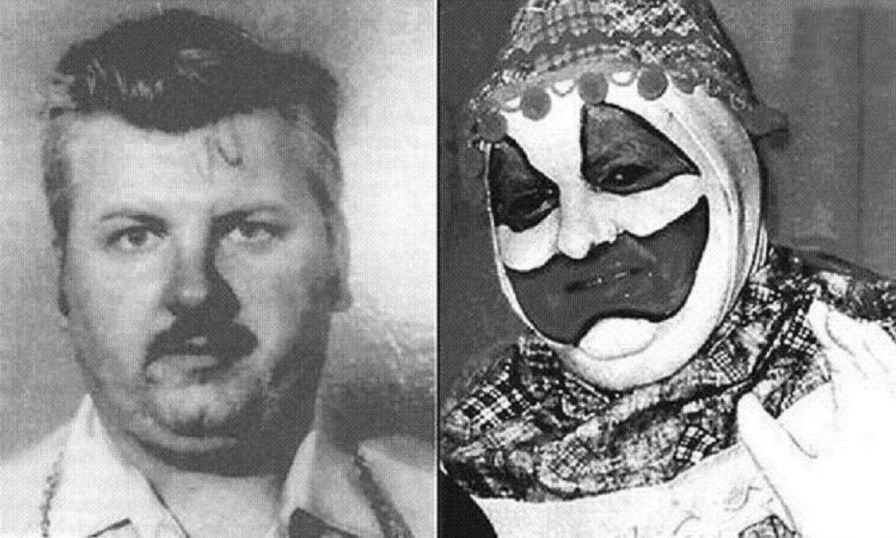John Wayne Gacy was often beaten by his father, whom he was named after.