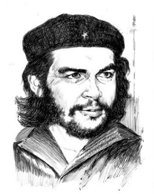 Bocetos Che Guevara | Graffiti Graffiti