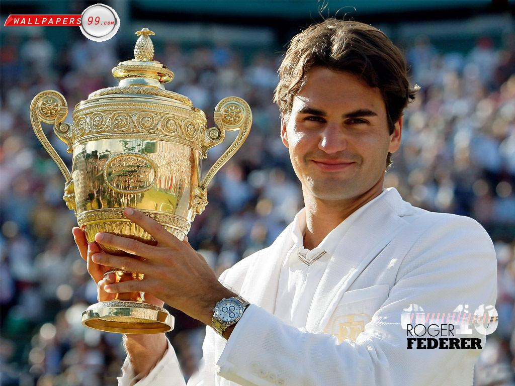 TENNIS PLAYERS WALLPAPERS: Roger Federer Wallpapers