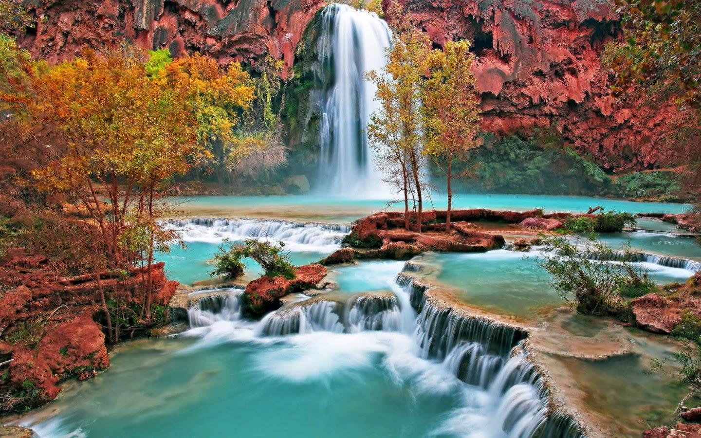 waterfalls wallpapers most beautiful - photo #5