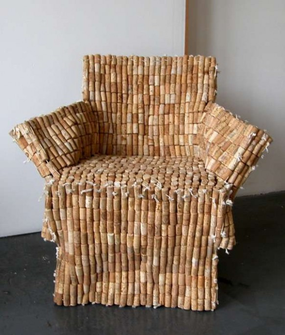 Interior Designs 26 Chairs Made From Recycled Materials
