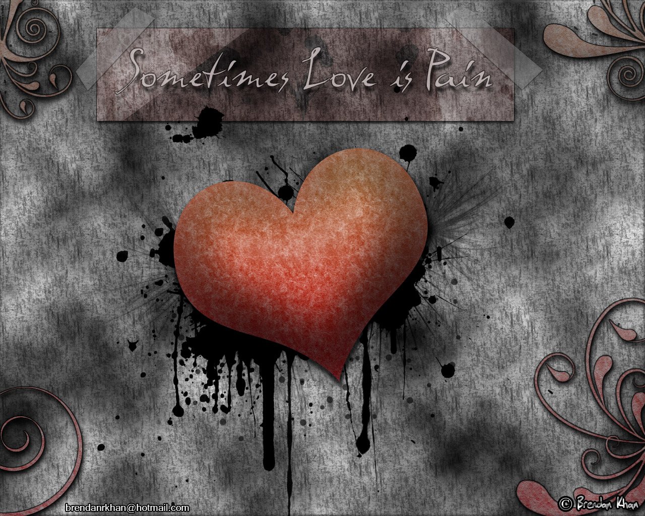 Love Hurts Walpapers