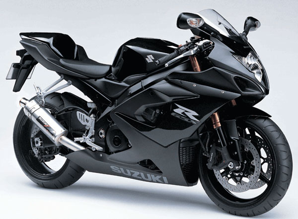 Specification of Suzuki GSX-R
