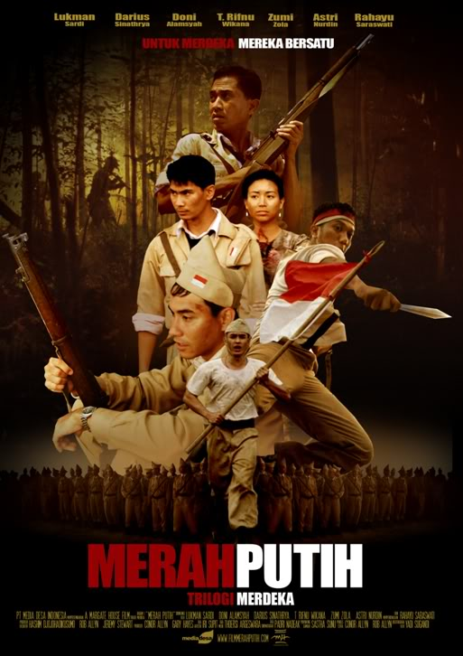 Free movie, Film shared: Indonesian Movie : MERAH PUTIH (2009)
